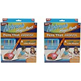 WHAM-O Magic Pens, Amazing Color Changing Pens, 9 Count, (Pack