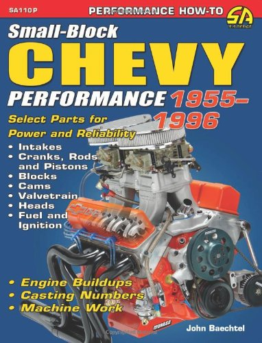 Small-Block Chevy Performance - Block Chevy Performance Small