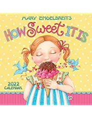 Mary Engelbreit's 2022 Mini Wall Calendar: How Sweet It Is