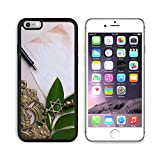 MSD Premium Apple iPhone 6/6S Plus Aluminum Backplate Bumper Snap Case iPhone6 Plus IMAGE ID: 7671157 Menorah next to an old piece of paper Add your text to the paper