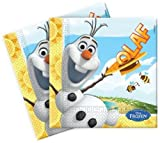Disney Frozen Olaf Summer Paper Party Lunch Napkins x 20