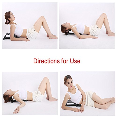 Pain Relief Magic Stretcher Neck Massage Cervical Traction Unisex by Hegufeng (Image #5)