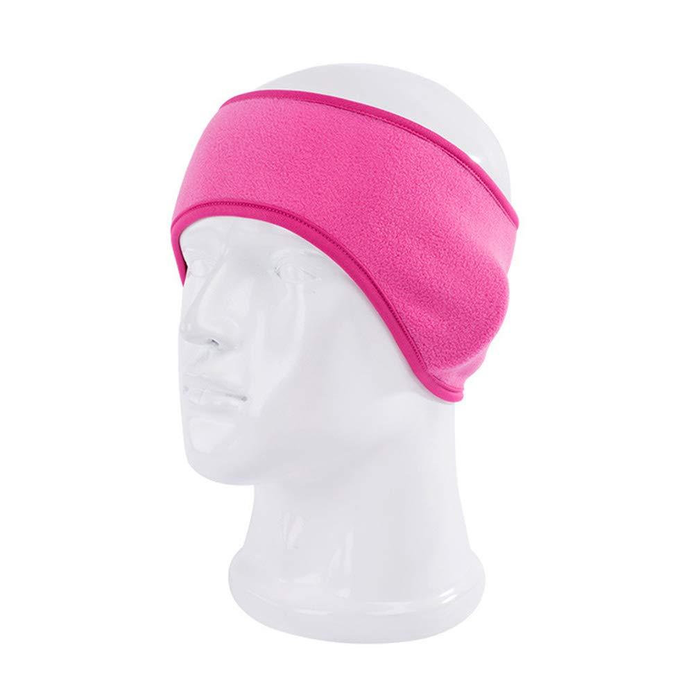 Macabolo 2er-Pack Unisex Soft Fleece Winter Ohrw/ärmer Winddicht Warm Ohrensch/ützer Winter Sport Haarband f/ür Laufen Yoga Skifahren Reiten Bike