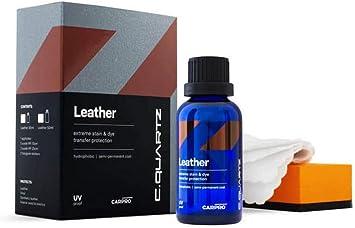 Amazon Com Carpro Cquartz Leather Vinyl 50ml Kit Hydrophobic Oil Phobic Automotive