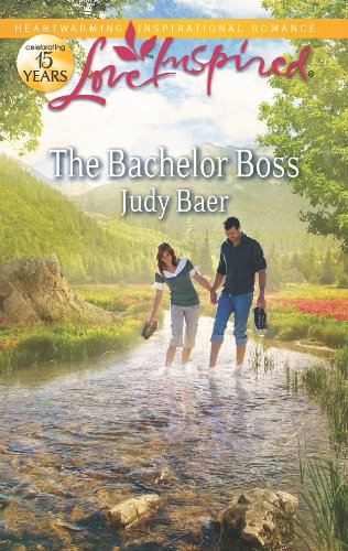 book cover of The Bachelor Boss