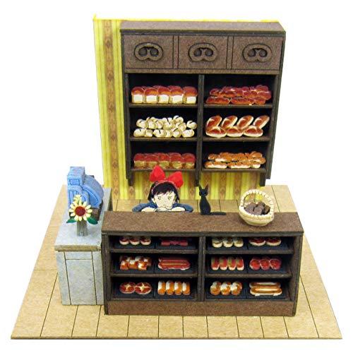 Kikis Delivery Service Ghibli Mini Studio Store Tending Miniature Model Kit