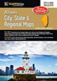 Illinois City, State, & Regional Maps