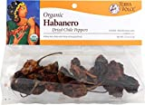 Terra Dolce Organic Habanero Chiles, 0.75 Ounce