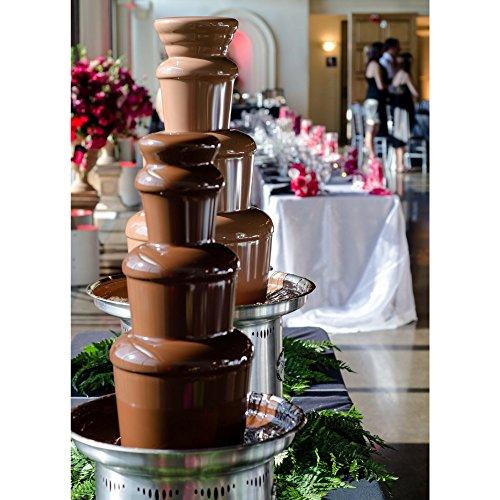 Buy chocolate for chocolate fountain