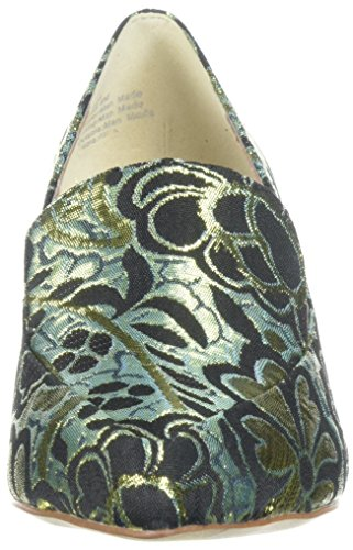 Shea Loafer Women's Pump Cole Kitten Heeled Metallic Pointy Mul Toe New Kenneth York 4fCwqn4I