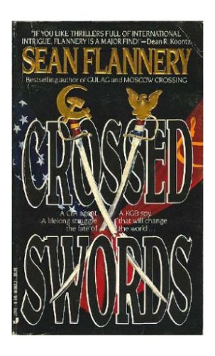 book cover of Crossed Swords