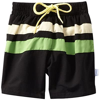 i play. Baby-Boys Infant Ultimate Swim Daper Block Boardshort from i play.