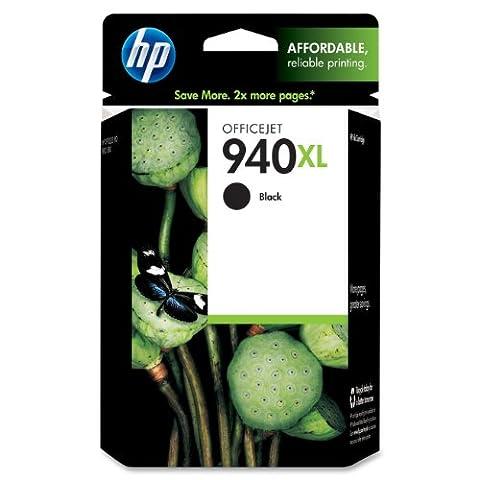 HP 940XL Ink Cartridge, Black (Hp Cartridge 10)