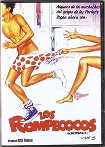 Los Rompecocos [DVD]