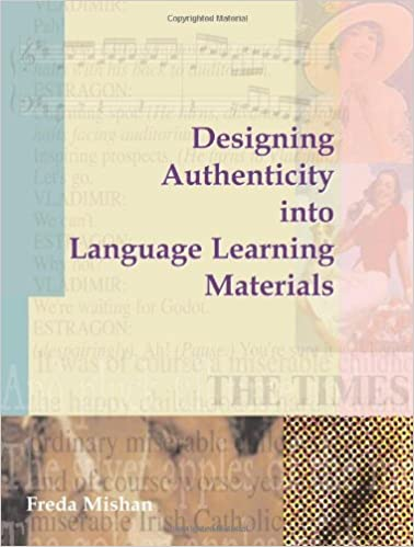 Book Designing Authenticity into Language Learning Materials