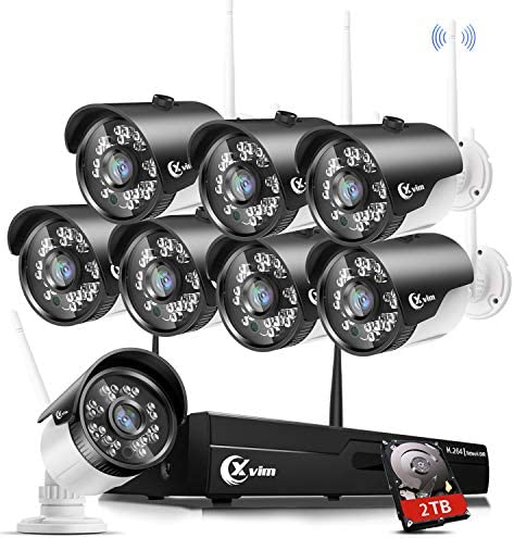 Wireless Security Cameras Waterproof Surveillance product image