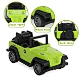 BeebeeRun Jeep Toys Pull Back Vehicles, Jeep Toy