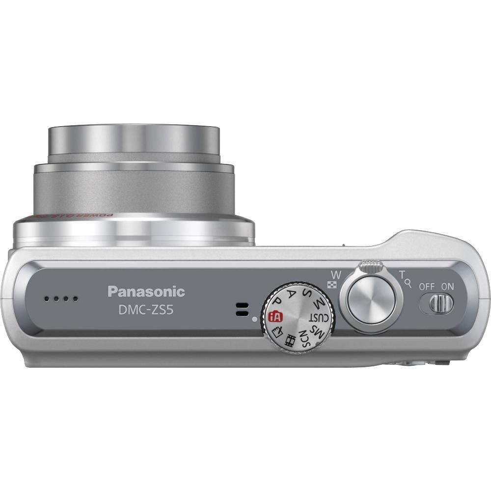 amazon com panasonic lumix dmc zs5 12 1 mp digital camera with 12x rh amazon com Newest Panasonic Lumix Camera Panasonic Lumix DMC GF6