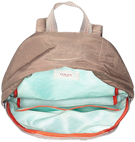 Oilily Beige Spell Backpack Sacs Lvz portés Taupe dos YHYZr4w