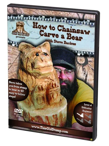 Chainsaw bear carving factory