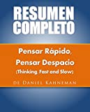 img - for Resumen del libro original Pensar R pido Pensar Despacio (Thinking, Fast and Slow) de Daniel Kahneman (Spanish Edition) book / textbook / text book