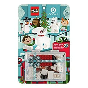 Amazon.com: Target Lego Christmas Gift Card 2011 3 in 1 Set: Toys ...
