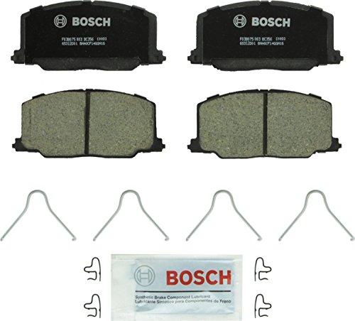 Bosch BC356 QuietCast Premium Ceramic Front Disc Brake Pad Set