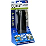 GOBelt– As Seen on TV – Extra Stretchy - 2 Expandable Pockets