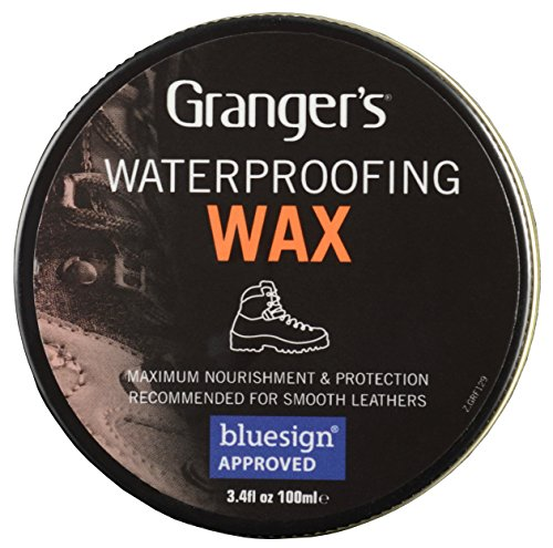 Granger's Waterproofing Wax / 3.4 oz / The Ultimate Boot Waterproofer / Made in England ()