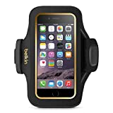 Belkin Slim-Fit+ Armband for iPhone 6 6s - Blacktop