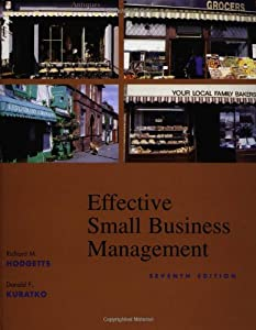 Effective Small Business Management from Wiley