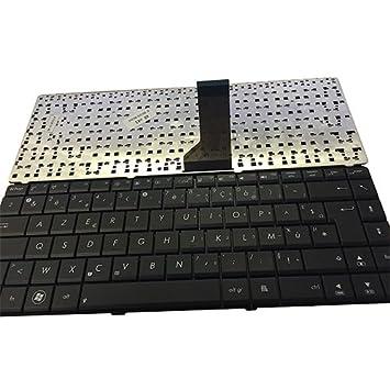 Patines/teclado francés FR para ordenador PC portátil ASUS A43TK 04 GN0 N1KFR00 - 2, Neuf garanti 1 an, note-x/DNX: Amazon.es: Informática