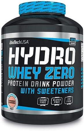 Hydro Whey Zero 1816 g Fresa