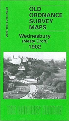 Wednesbury (Mesty Croft) 1902: Staffordshire Sheet 68 02b
