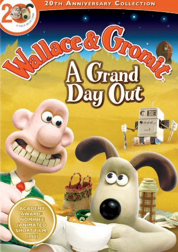 Wallace and Gromit - A Grand Day Out