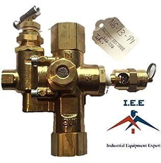 49816283C Ingersoll Rand Pilot Unloader Check Valve T30 Gas Power Air Compressor