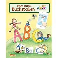 Meine ersten Buchstaben (Carlsen Clever)