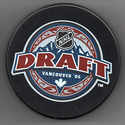 2006 NHL Entry Draft Vancouver Canucks British Columbia General Motors Place NHL Hockey Puck + FREE - Shipping The British Shop