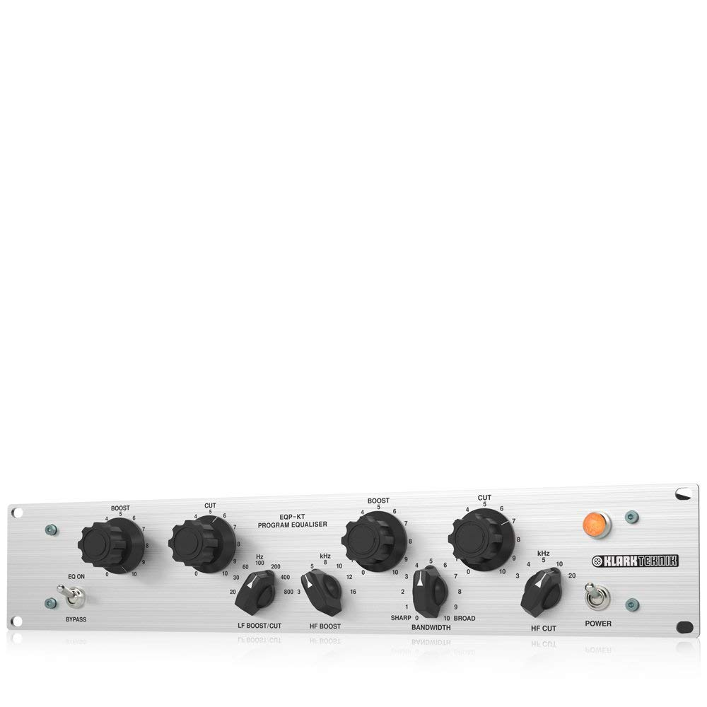 EQP-KT Single-Channel 2-Band Equalizer and Midas Transformers