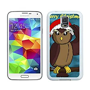 Hot Sell Christmas Owls White Samsung Galaxy S5 Case 4
