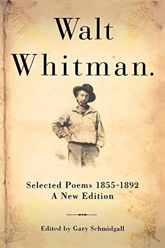 (Walt Whitman: Selected Poems 1855-1892)