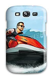 Valerie Lyn Miller Design High Quality Gta Cover Case With Excellent Style For Galaxy S3