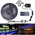 Miheal Waterproof 5050 SMD 32.8ft (10m) RGB LED Strip Light Kit