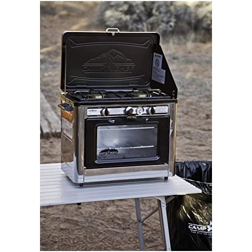 camping oven gas