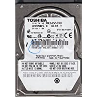 MK1655GSX, B0/FG011J, HDD2H25 E UL01 T, Toshiba 160GB SATA 2.5 Hard Drive