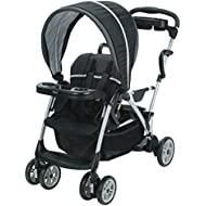 Graco Roomfor2 Click Connect Stand and Ride Stroller...