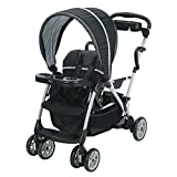 Graco Roomfor2 Click Connect Stand and Ride Stroller, Gotham Image