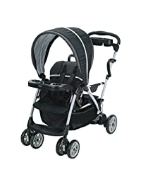 Graco Roomfor2 Click Connect Stand and Ride Stroller, Gotham BOBEBE Online Baby Store From New York to Miami and Los Angeles