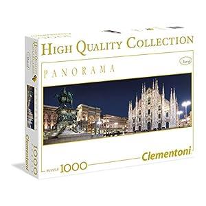 Clementoni 31496 Milano Collezione Alta Qualit Puzzle 1000 Pezzi