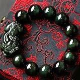 Rilkean Heart Man Obsidian bracelet #18mm by Rilkean Heart Bild